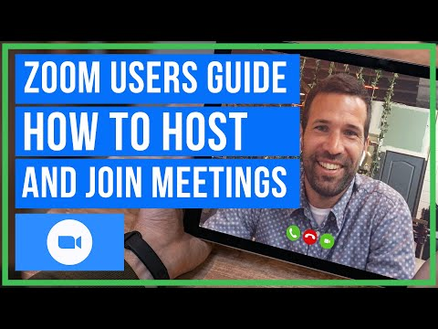 Zoom Full Tutorial And Overview - Video Conferencing Made Easy