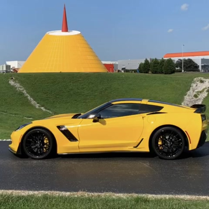 Virtual Car Show: Corvette 2015 Z06/Z07