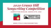 CT Folk's Grassy Hill Songwriting Competition (virtual event)
