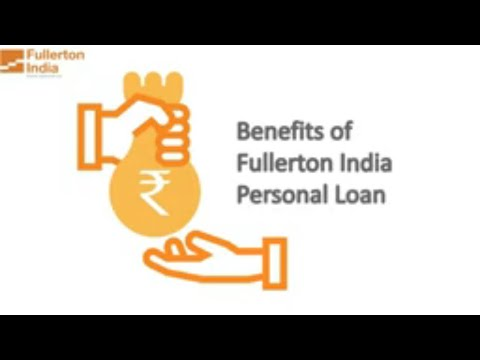 Features & Benefits of Fullerton India Personal Loans