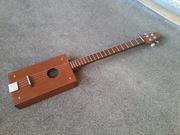 Old Skool style 4 string 1