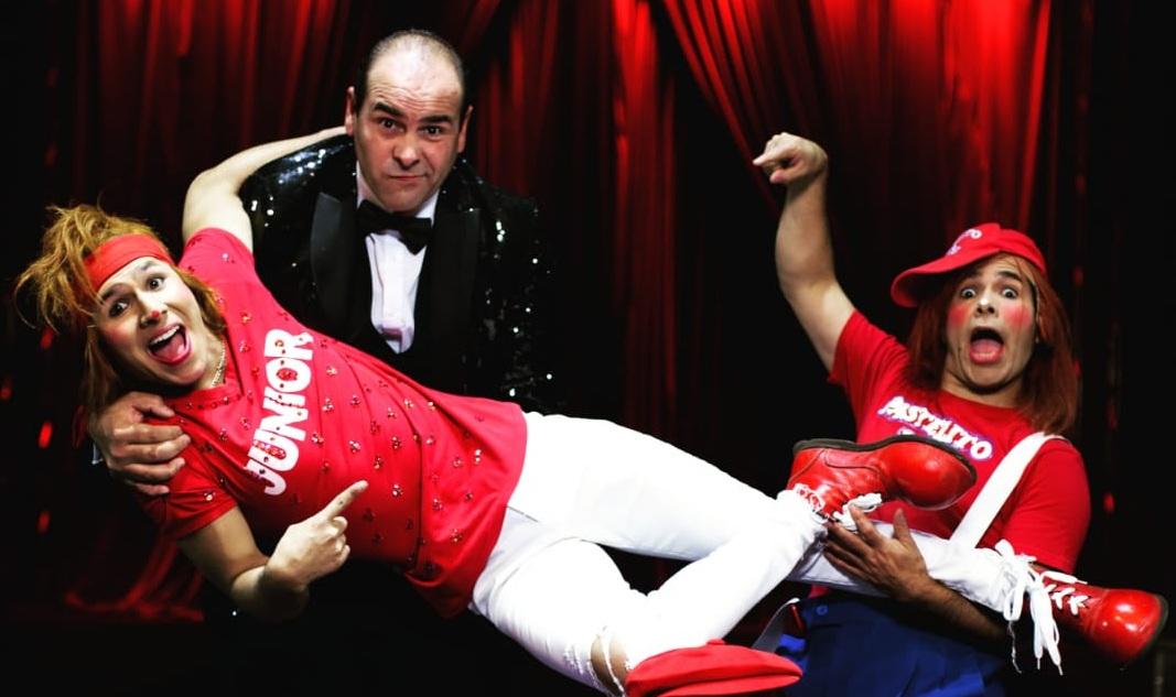El más grande circo chileno en Cuarentena por el Covid19 / ACONCAGUA CHILE