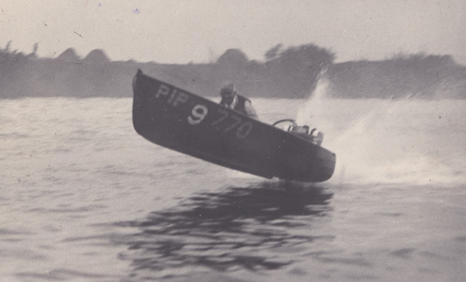 Broncho at Bann 100 1932