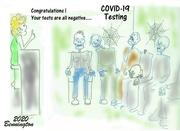 COVID-19 Testing Room