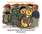 Your Bowling Season is on Pause