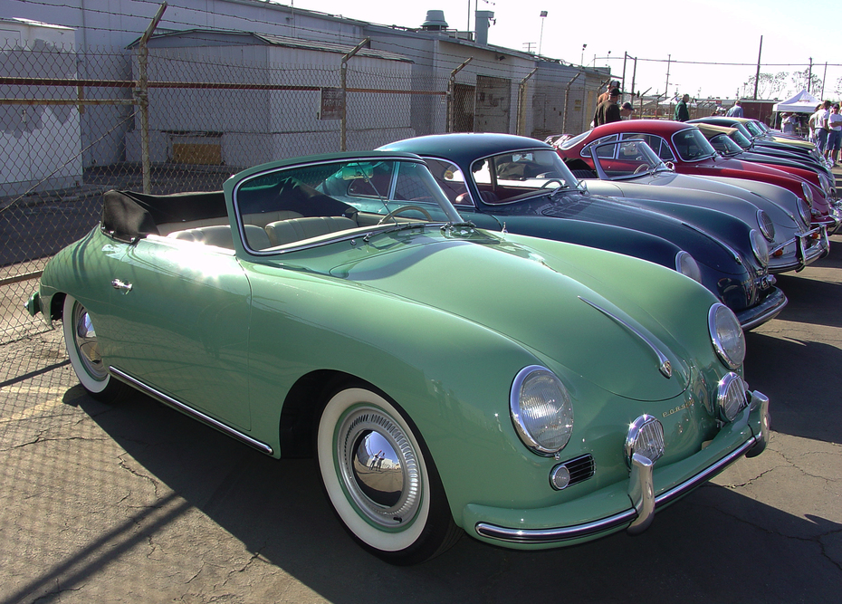 So Cal All-Porsche Swap and Car Display 2007