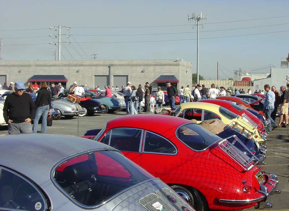 So Cal All-Porsche Swap and Car Display 2007