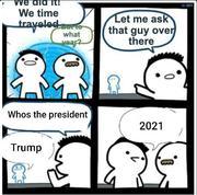 Who's President?