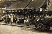 Eustances Greengrocers, Tollington Park, c1927