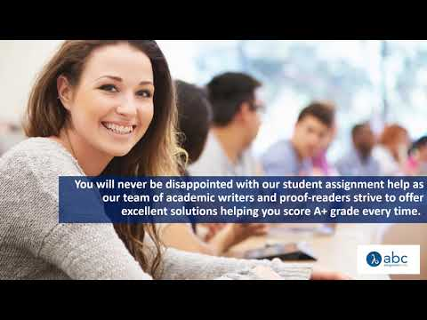 Student Assignment Help