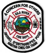 GILA RIVER FIRE DEPARTMENT- CHANDLER, AZ(MARICOPA COUNTY)