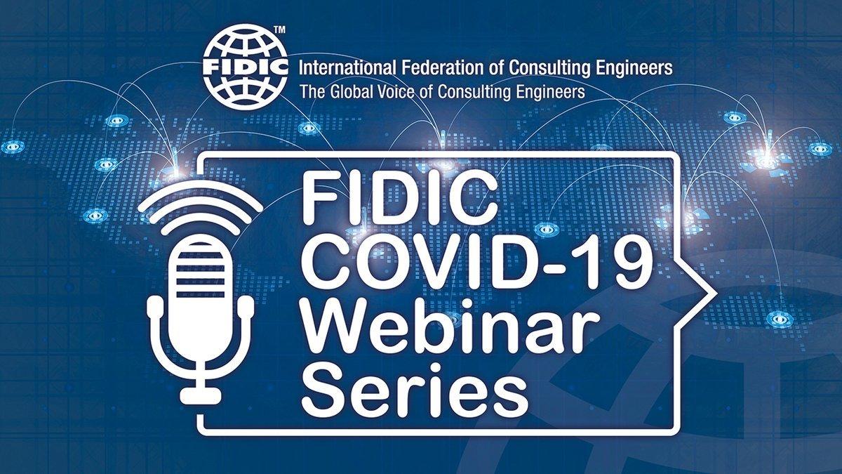 L'OICE protagonista al primo webinar FIDIC su Covid-19