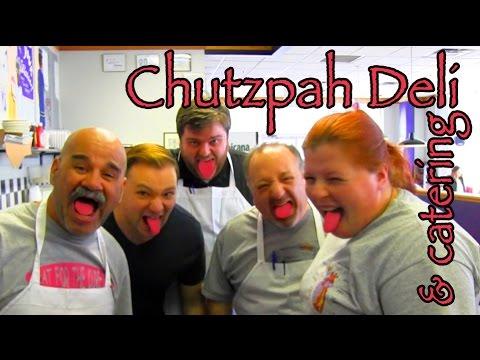 Reuben - Chutzpah Deli