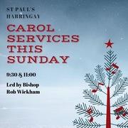 Carols with the Bishop