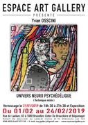 Affiche Yvan OSSCINI