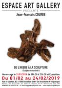 Affiche Jean-Francois COURBE