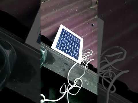 ...Agua de Plata Coloidal Solar Casera...