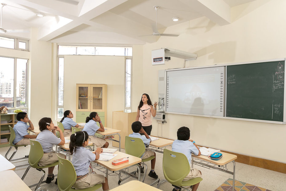 CBSE Schools In North Bangalore | The HDFC school