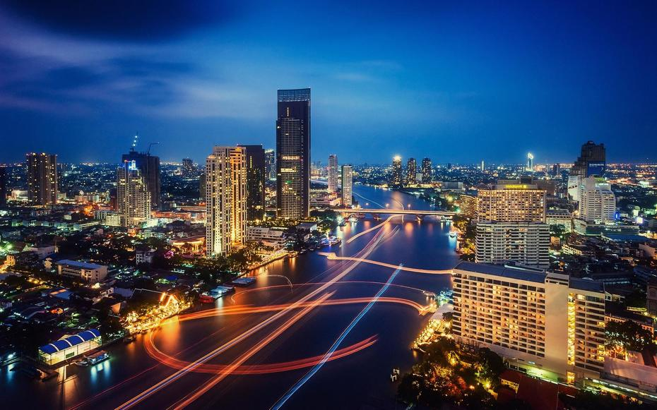 Chennai To Bangkok Flight