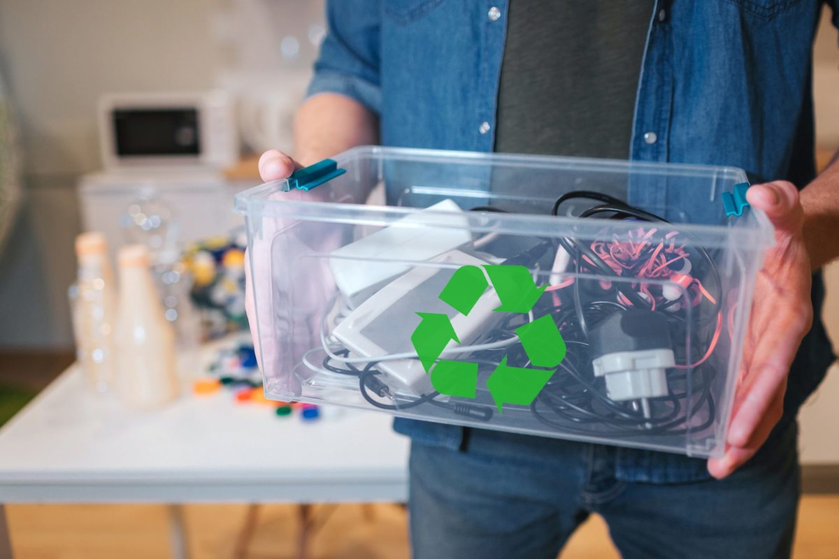 Follow These Tips To Recycle Your E-Waste Responsibly!