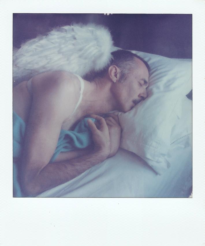 Quarantena pop 05/I wish you were here (I wish I was Peter Hujar)