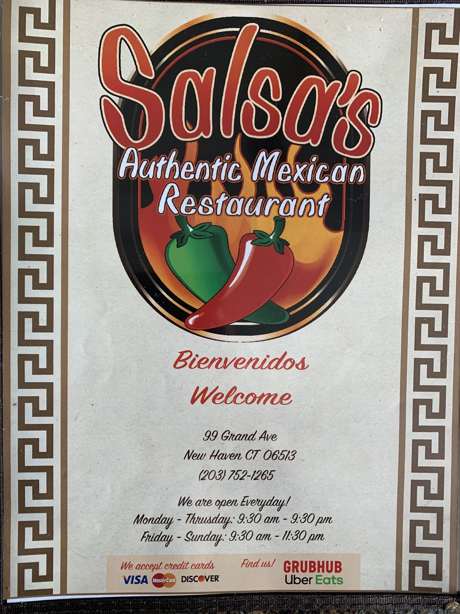 Salsa Authentic Mexican Restaurant