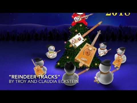 """Reindeer Tracks"""