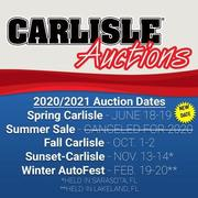RESCHEDULED: Spring Carlisle Collector Car Auction