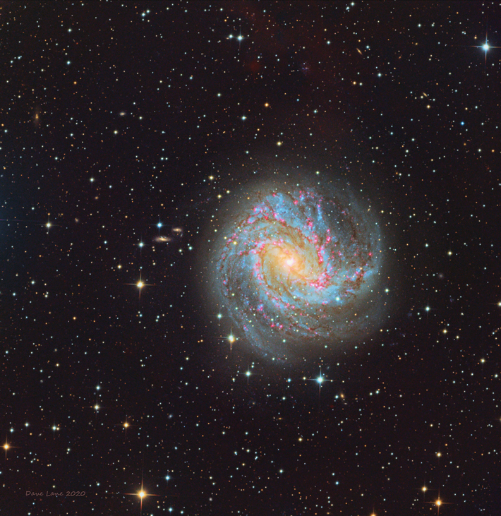 M83 Final Southern Pinwheel