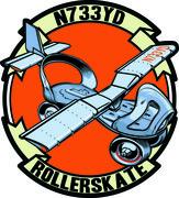 """Sam McNair N733YD """"Roller Skate"""""""