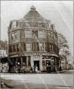 Original Nat West Bank / Criterion Buildings, Crouch End. c1938