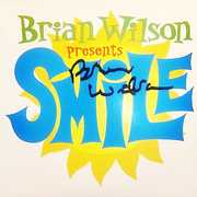 Brian Wilson Signed SMiLE promo insert card