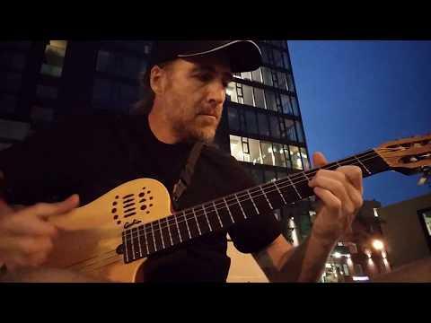 The Naga Saga Raga - excerpt #1 - [Fingerstyle Guitar Originals]