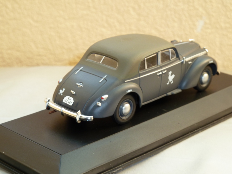 Opel Admiral Kabriolet (1937)