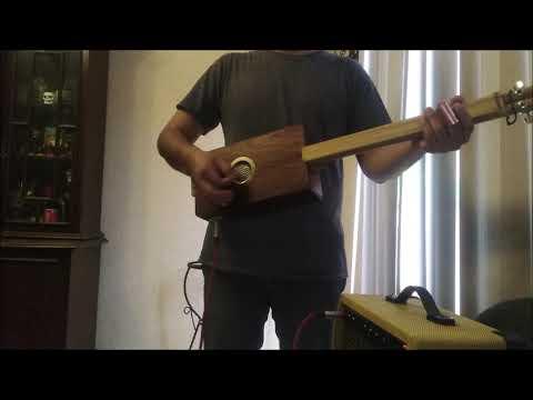 2 String Box Guitar