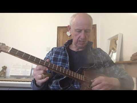 cbg Alternative tuning original Mississippi melody