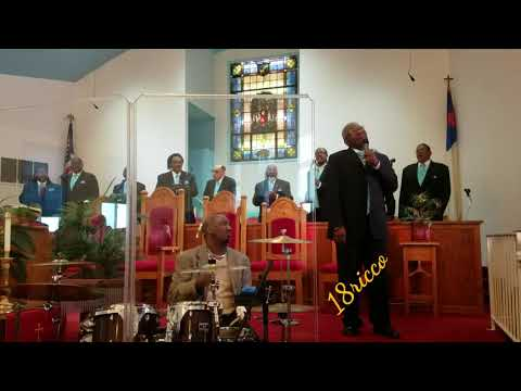 Second Baptist Church Male Choir full video