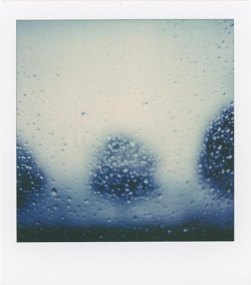 Mattina di pioggia