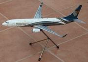 1:100 Oman Air B737-900ER