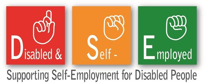 Disabled Selfemployed Logo