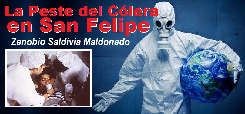 La Peste del Cólera en San Felipe