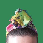Urban Turban -Small Knot
