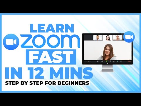 ZOOM TUTORIAL 2020 | How To Use Zoom STEP BY STEP For Beginners! [COMPLETE GUIDE]