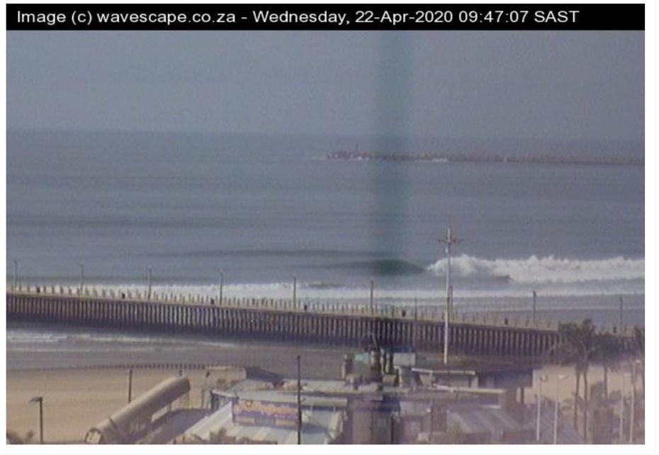 New Pier - 22 April 2020