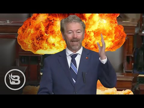 Dr. Rand Paul Delivers EXPLOSIVE Speech From Senate Floor After Recovering From Coronavirus
