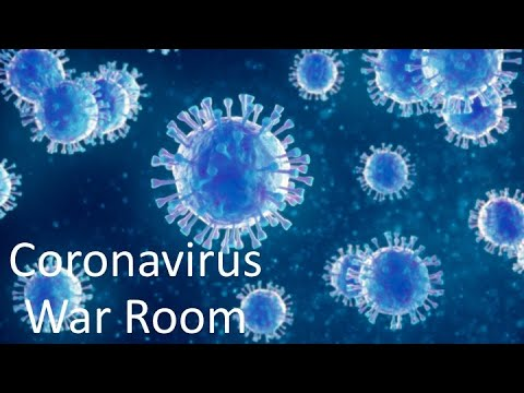 Coronavirus War Room Ep#5 by Dr. Paul Cottrell