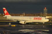HB-JHM Swiss A330-300