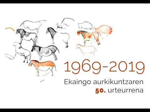 Documental por el 50 aniversario del descubrimiento de la cueva de Ekain