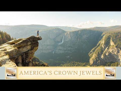 America's Crown Jewels - Yellowstone, Yosemite, and Grand Canyon