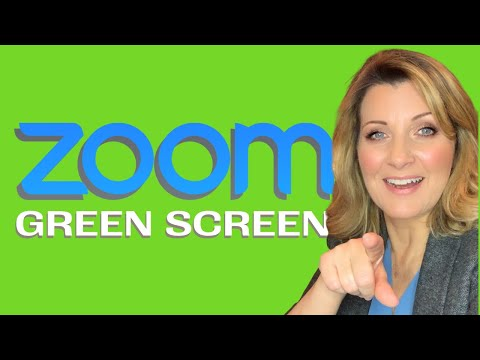 Zoom Virtual Background Without Green Screen